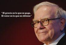 Cartera de Warren Buffett