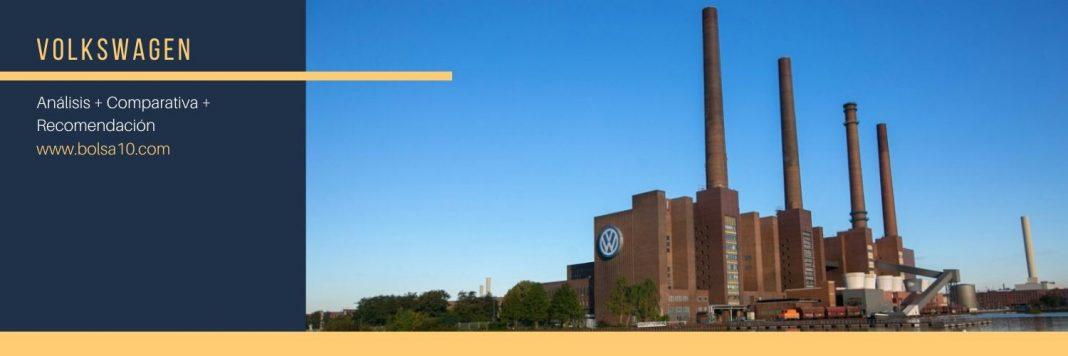 Volkswagen análisis fundamental y técnico