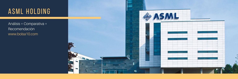ASML Holdings análisis fundamental y técnico