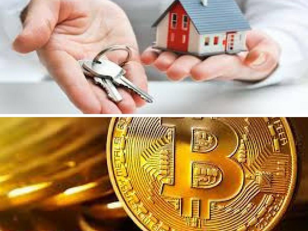 Compra de inmuebles con Bitcoin