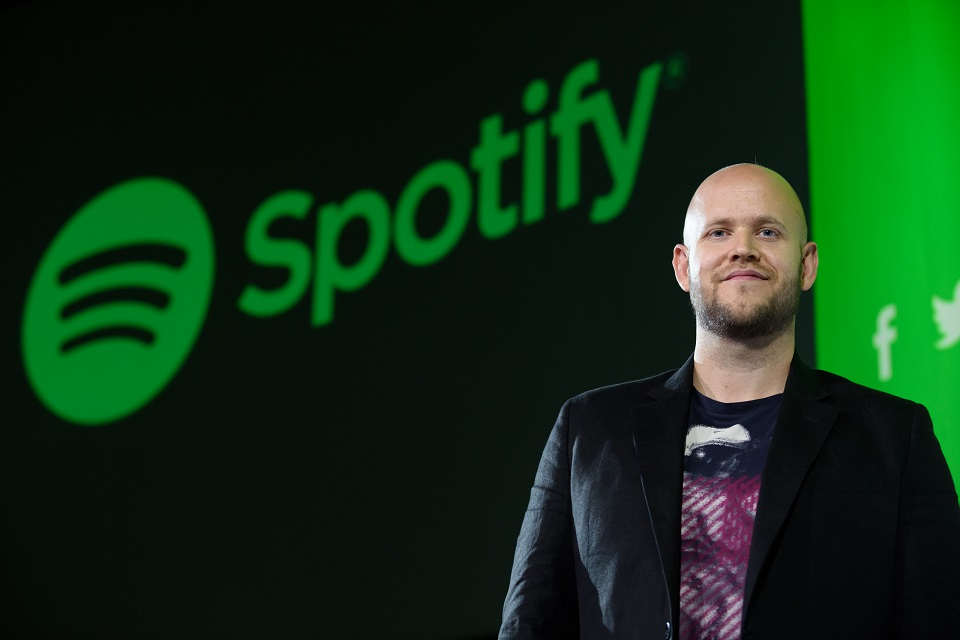 Spotify Salida a Bolsa IPO