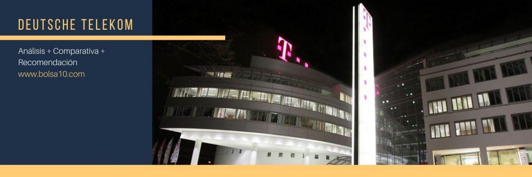 Deutsche Telekom análisis fundamental y técnico
