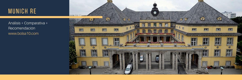 Munich RE análisis fundamental y técnico