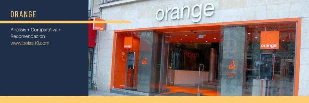 Orange análisis fundamental y técnico