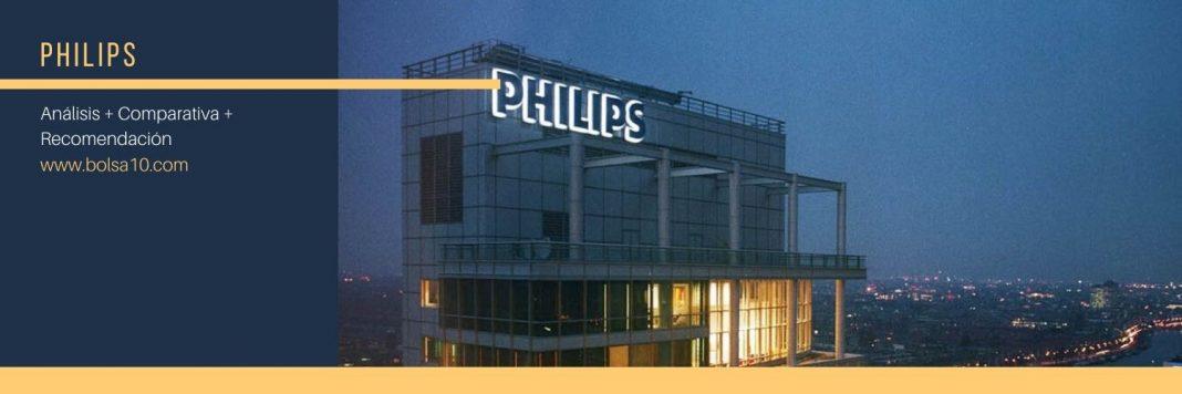 Philips análisis fundamental y técnico