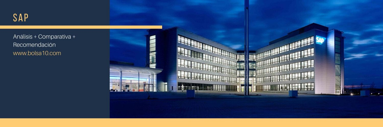 SAP análisis fundamental y técnico