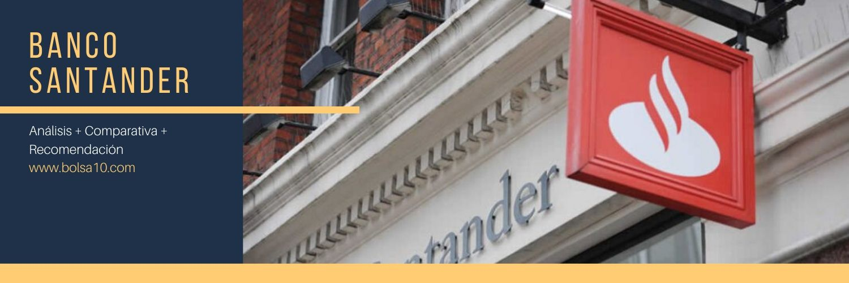 Santander análisis fundamental y técnico
