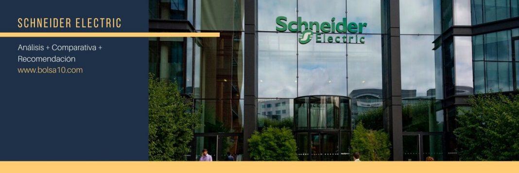 Schneider Electric análisis fundamental y técnico