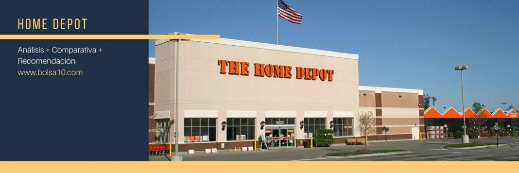 Home Depot análisis fundamental y técnico