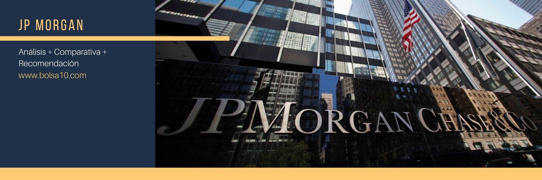 JP Morgan análisis fundamental y técnico