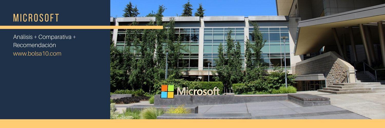Microsoft análisis fundamental y técnico