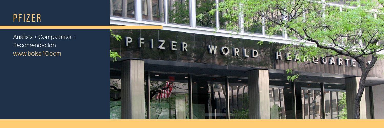 Pfizer análisis fundamental y técnico