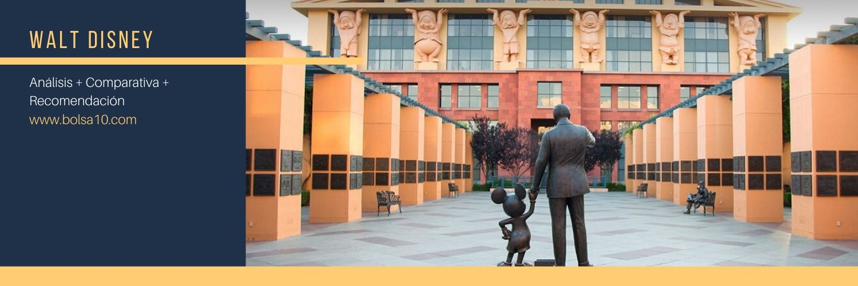 Walt Disney análisis fundamental y técnico