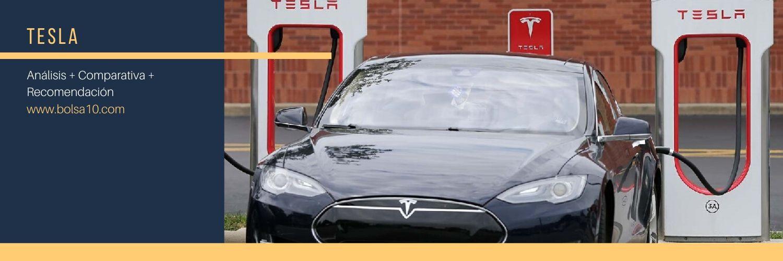 Tesla análisis fundamental y técnico
