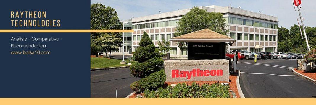 Raytheon Technologies análisis fundamental y técnico
