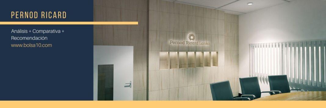 Pernod Ricard análisis fundamental y técnico